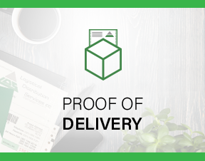 Proof Of Delivery